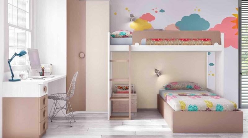 new year's resolutions for your kids and the kids' bedrooms
