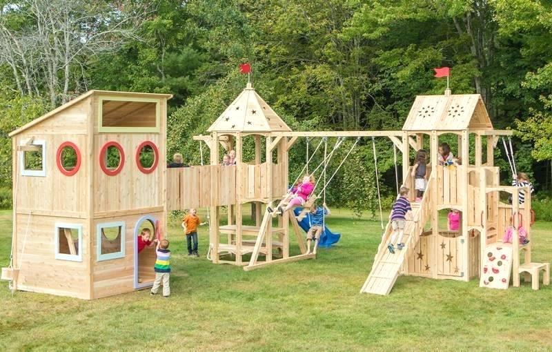 Benefits of a children's playhouse