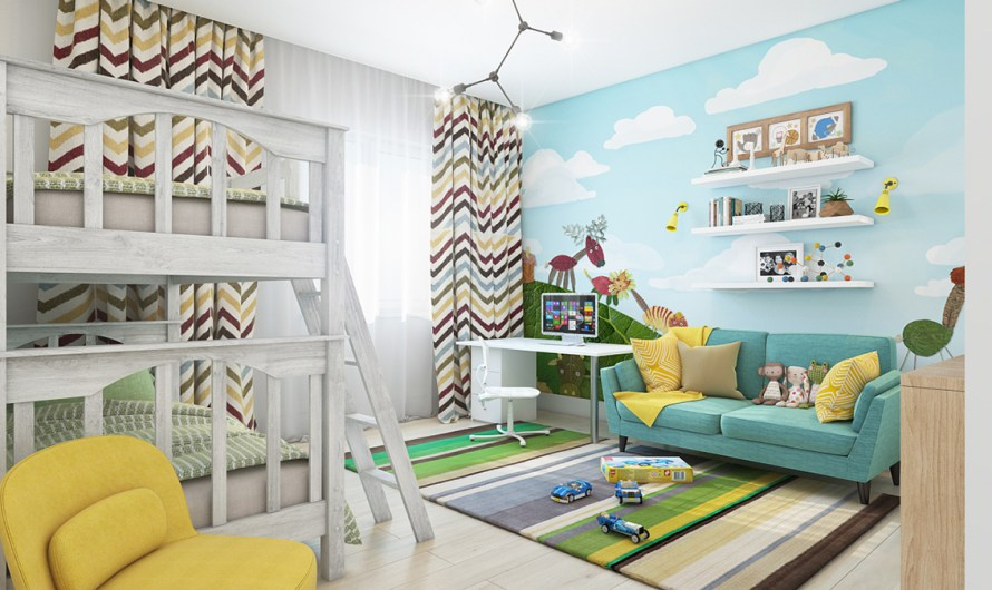 Tips for decorating your child's room on a budget