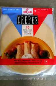 Melissas Produce Premade Crepes