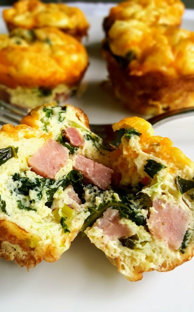 ham and kale egg cups momsdinner.net