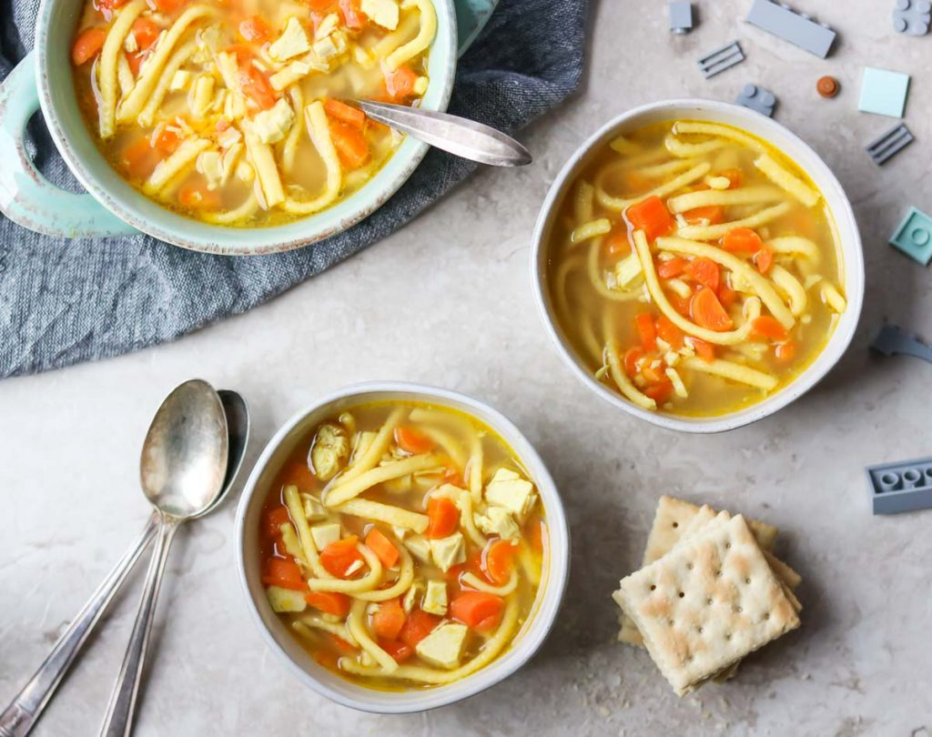 Chicken Noodle Soup For Kids No Onions Amp No Green Stuff