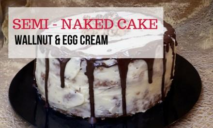 Amazing Semi-Naked Cake