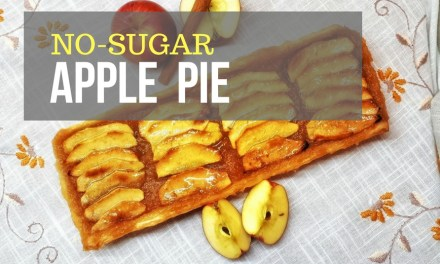 No-Sugar Apple Pie