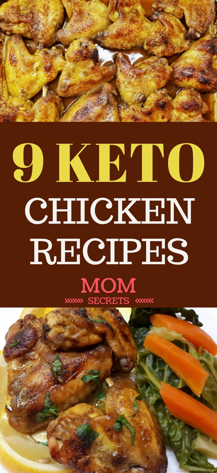These keto and low carb recipes are easy and quick to prepare. They are excellent options for a weeknight dinner or for a lunch.