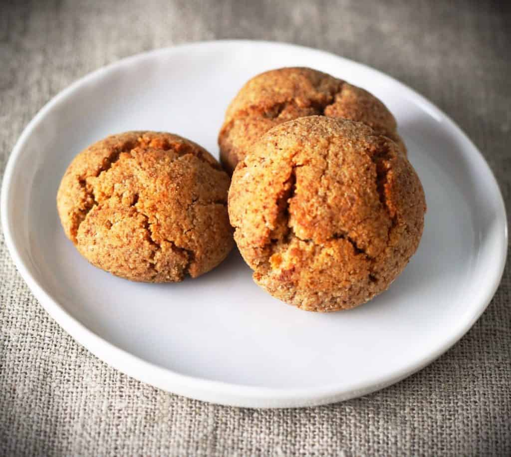 Gluten Free Low Carb Spiced Keto Cookies