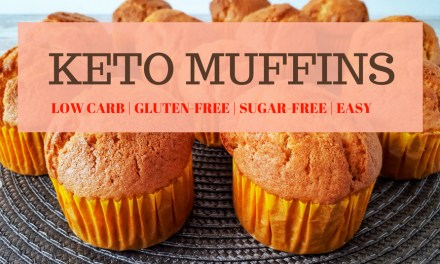 Keto Easy Muffins – Keto Snacks and Desserts