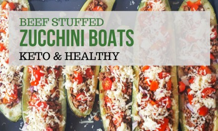 Keto Zucchini Boats – Low Carb Dinner