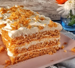 From classic carrot cake with mascarponecheese frosting to delicate trifle and some cookies, here are 9 amazing and delicious Easter desserts and treats.