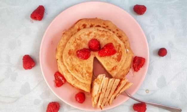Weight Watchers Banana Pancakes – Healthy & Easy Recipe