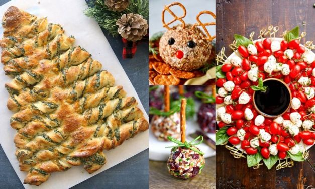 15 Make-Ahead Christmas Appetizers Recipes For a Crowd
