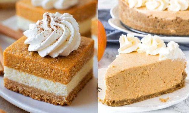 20 Best Thanksgiving Dessert Ideas – Easy Recipes