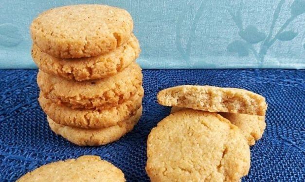 Best Keto Low Carb Gingersnap Cookies