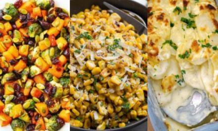 10 Make-Ahead Christmas Side Dishes
