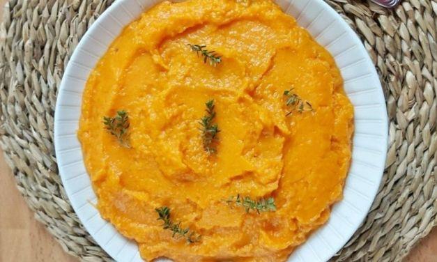 Easy Paleo & Vegan Mashed Sweet Potatoes