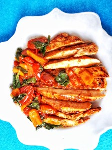 There are recipes for breakfast, lunch and dinner with snack, side dish and dessert ideas included as well.