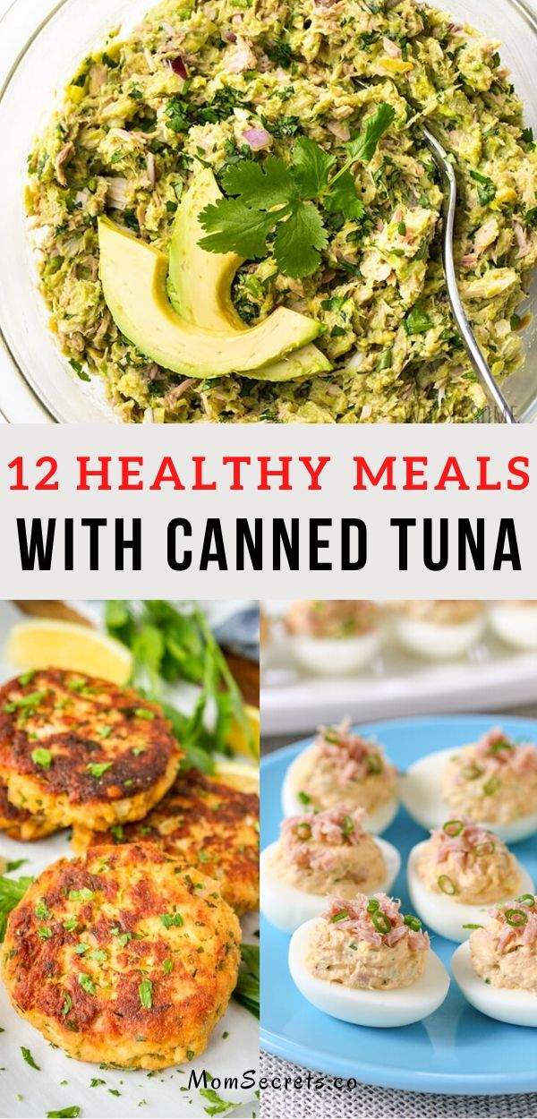 Here are 12 cheap and easy recipes that you can make with canned tuna that has been sitting in your pantry forever.