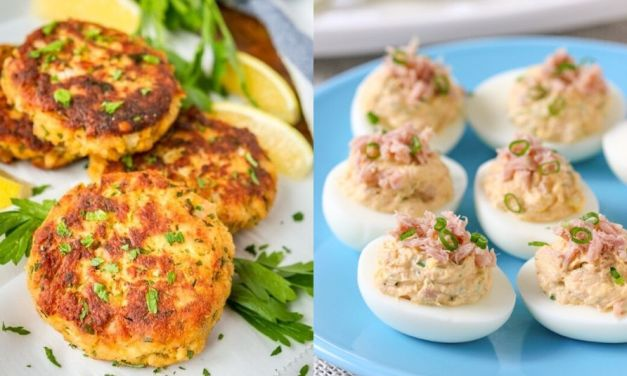 12 Healthy Meals To Make with Canned Tuna