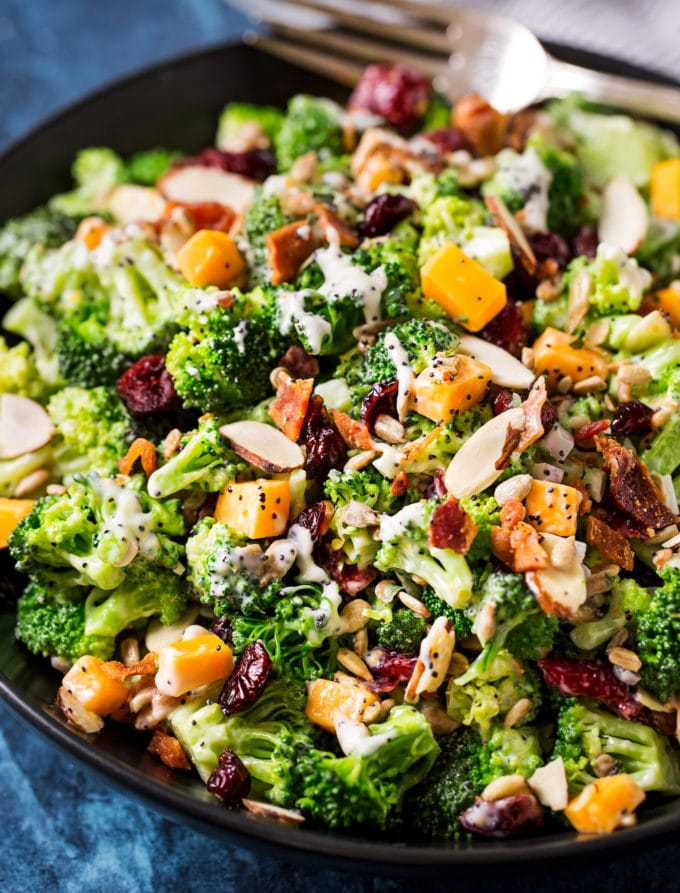 Here, we have collected 10 incredible, delicious, weight loss salads recipes from some amazing food blogs that will help you to lose weight! #healthyrecipes #healthyeating #healthysalads #weightloss #weightlossrecipes