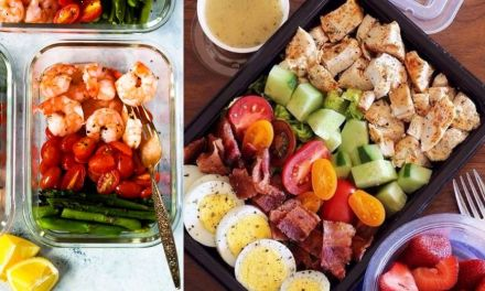 20 Keto Lunch Meal Prep Recipes