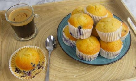 Best Keto Low Carb Blueberry Muffins