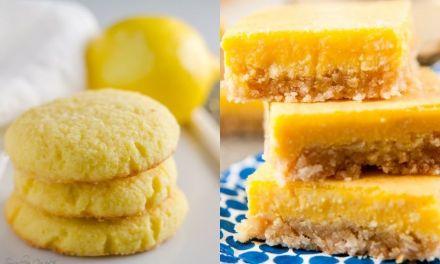 Best Keto Low Carb Lemon Desserts – Easy Recipes Ideas