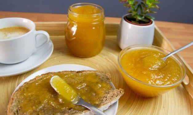 Lemon Zucchini Jam – Low Carb & Sugar-Free Recipe