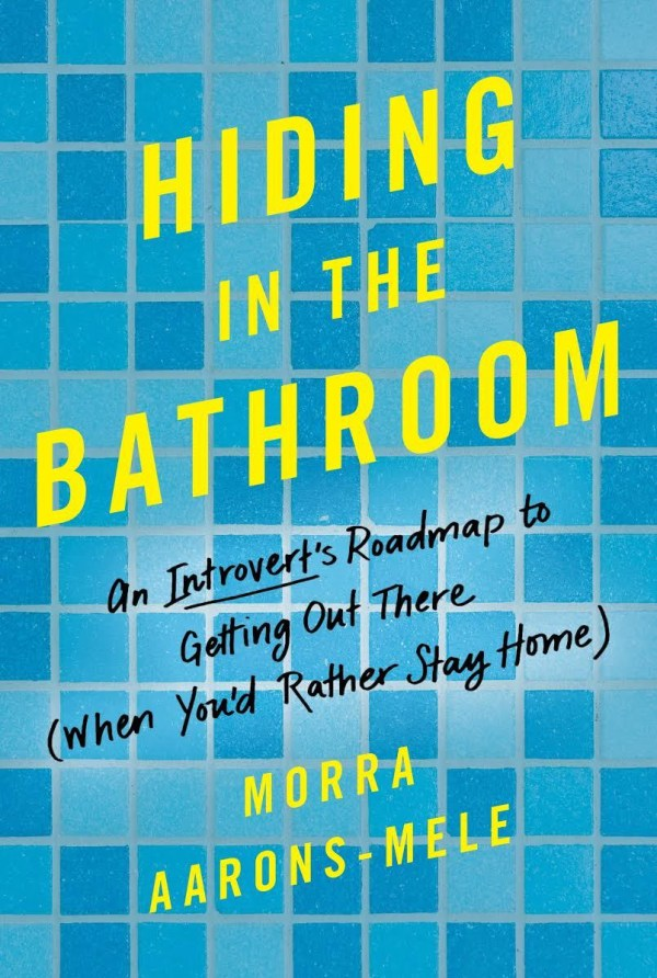 Hiding In the Bathroom book cover image