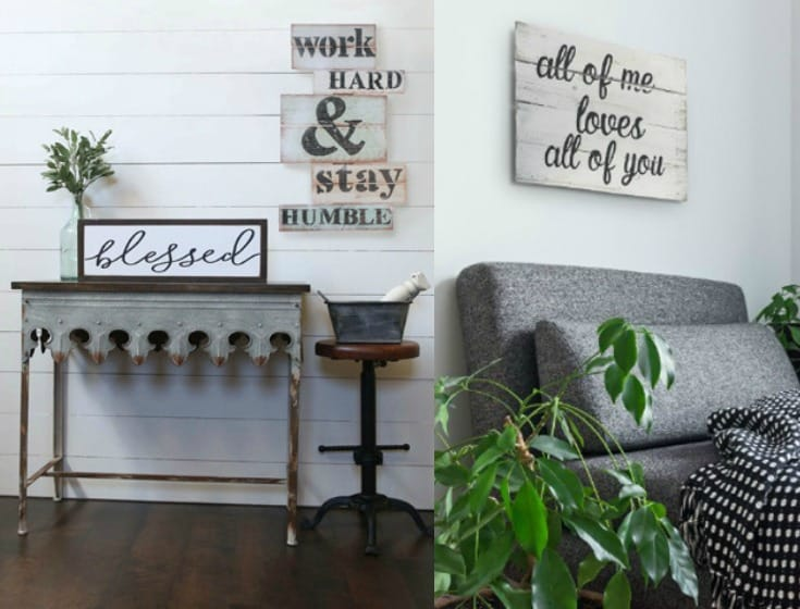 The Best Sites To Find Unique Farmhouse Decor On A Budget