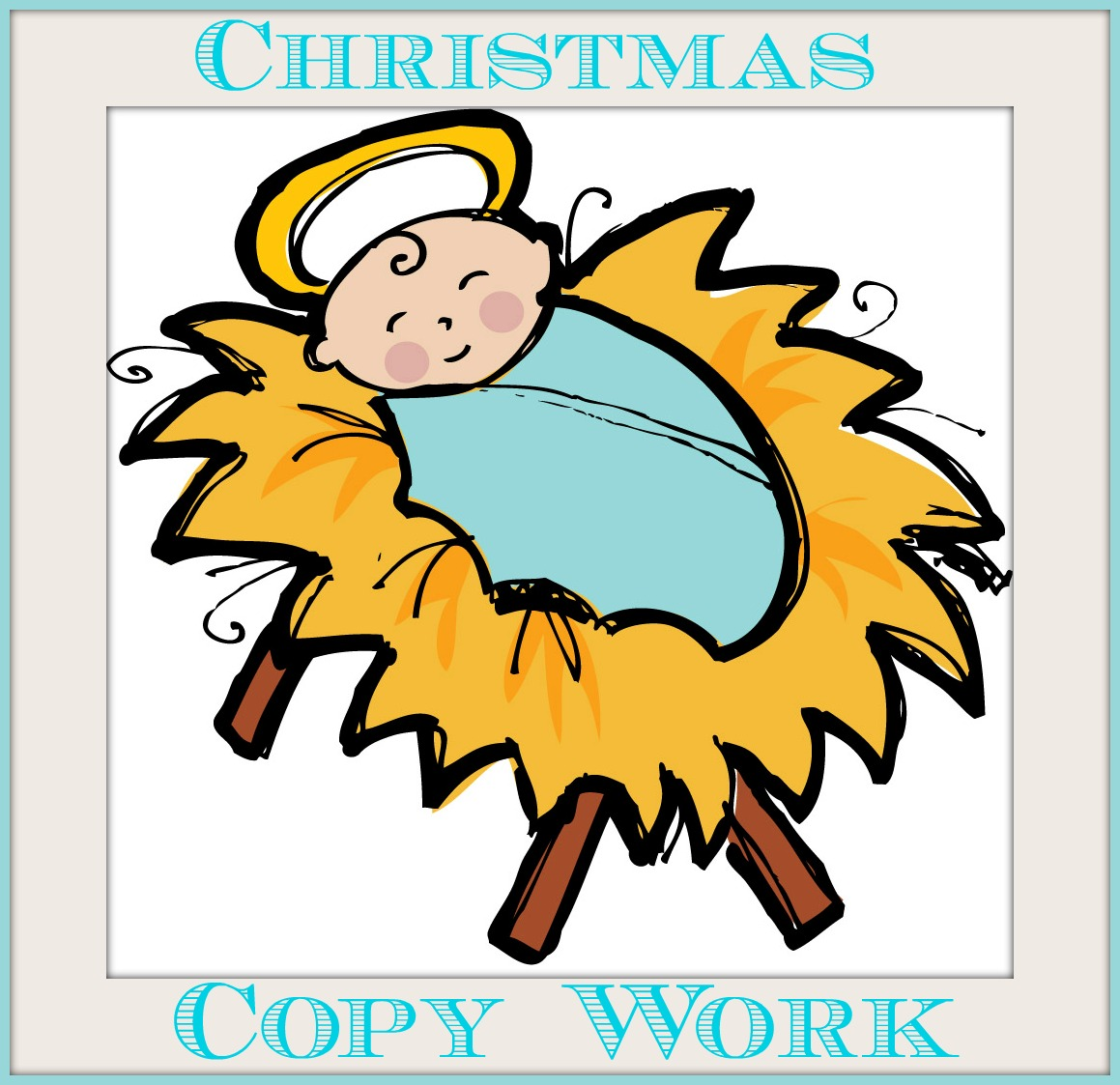 The Christmas Story Free Printable For Copywork Great For
