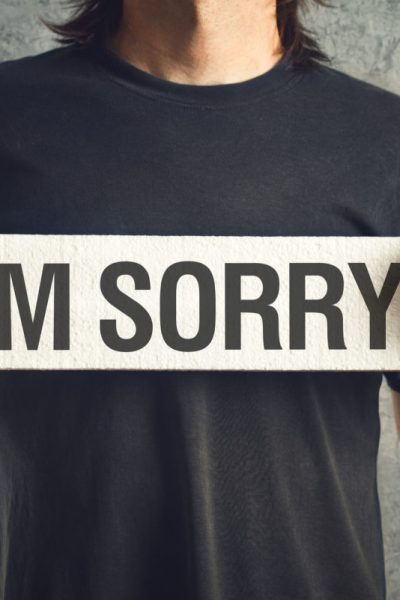 what do I do when my teenager does something wrong