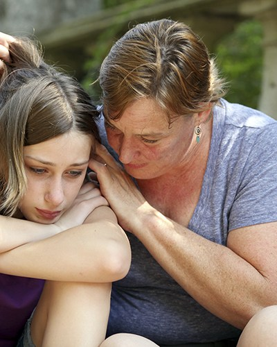teen suicide, signs of teenage suicidal behavior