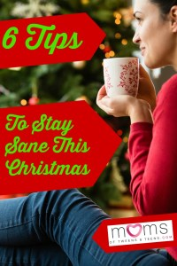 how to stay calm this christmas