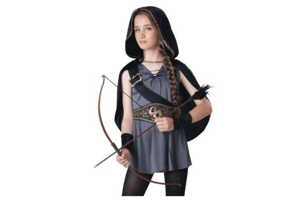 best bow and arrow girl hunger games tween or teen costume