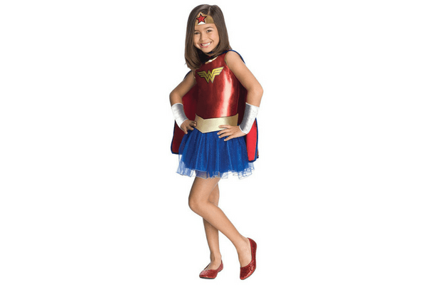 best wonder woman costume for a tween not too sexy