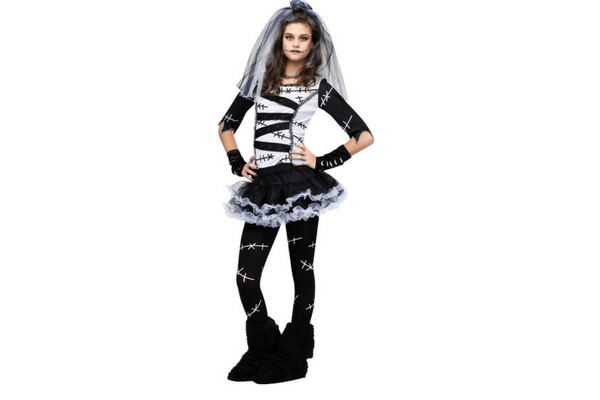 best monster bride costume teen or tween