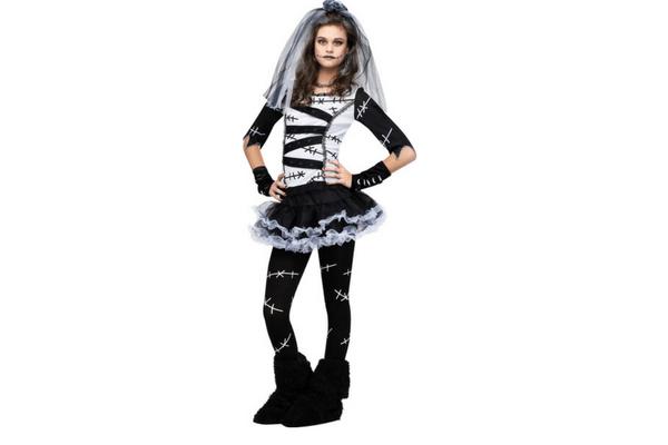best monster bride costume teen or tween