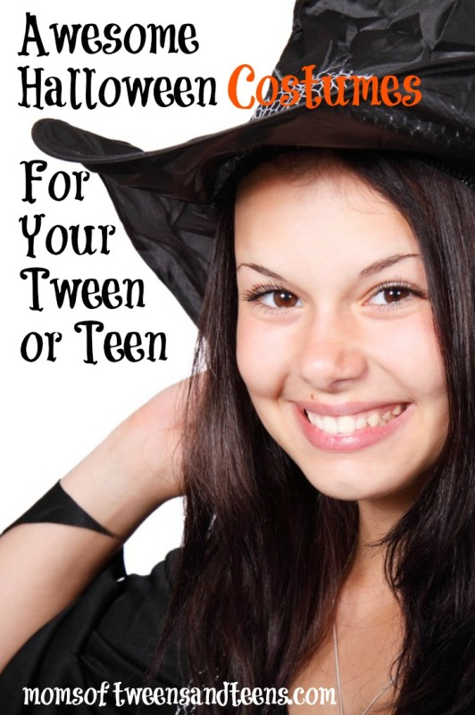 best halloween costumes for your tween teen