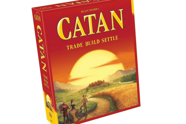 best family board games settlers of catan