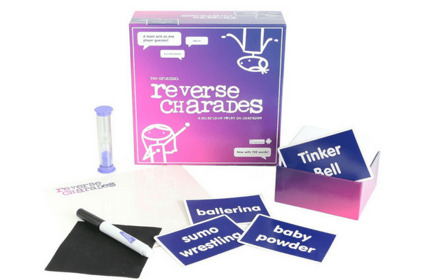 best family board games reverse charades