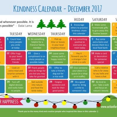 alternative advent calendar