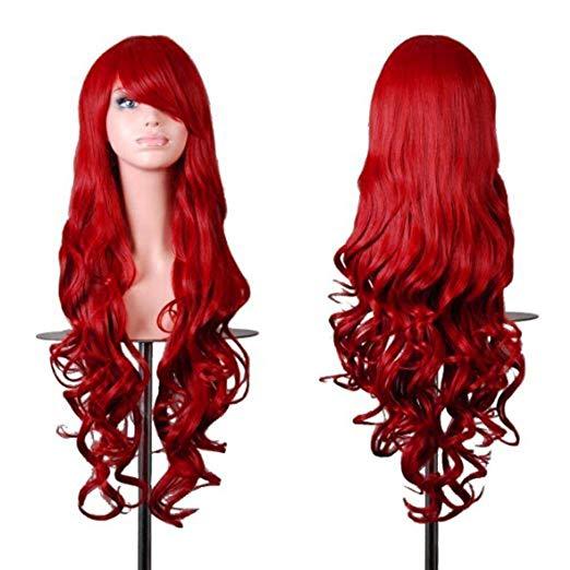 she face wig girls tween teen costume