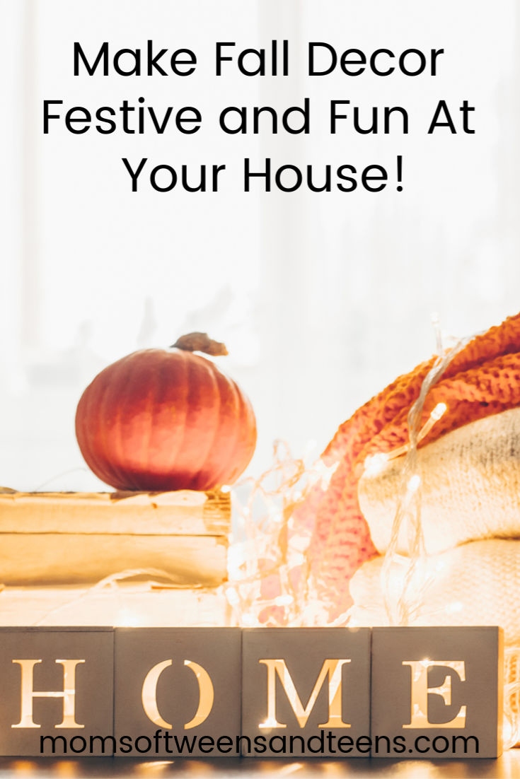 Fun festive Fall decor. Autumn is here and with pillows, throws, tablerunners this list has it all! #fall #autumn #home #decor #candles #throws #pillows #tabletop