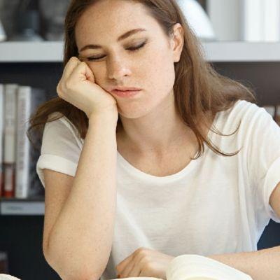 teens not enough sleep