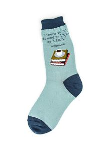 socks about books