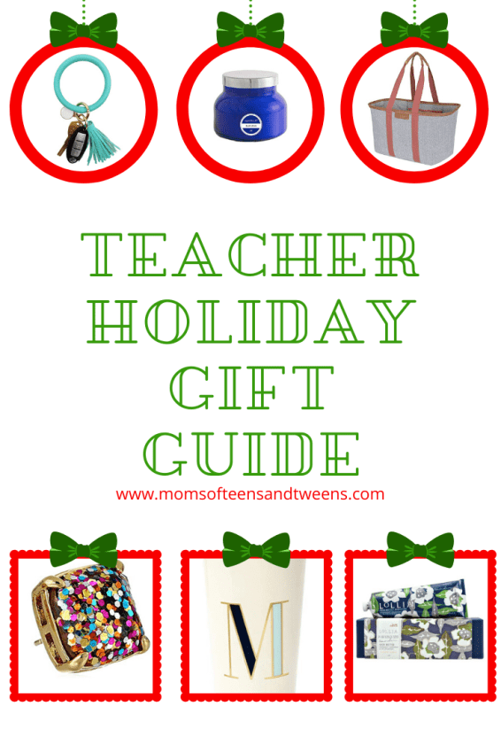 Teacher Holiday Gift Guide
