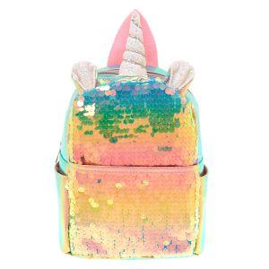 Unicorn Sequin Backpack