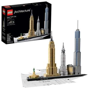 New York City Teen Boy Lego