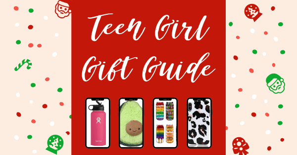 Great Gifts For Your Teen Girl That Are Under 50 Moms Of Tweens And Teens