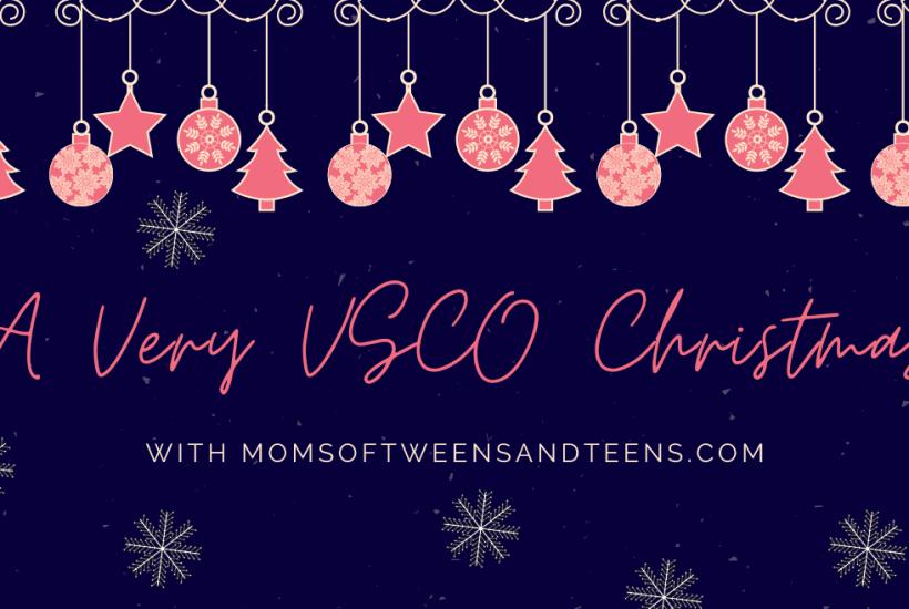 A Very VSCO Christmas